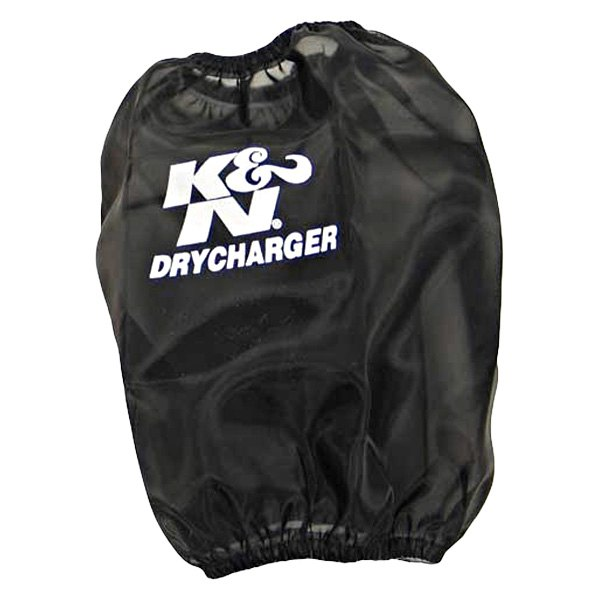 K&N RF-1023DK - Drycharger Round Tapered Black Pre-Filter
