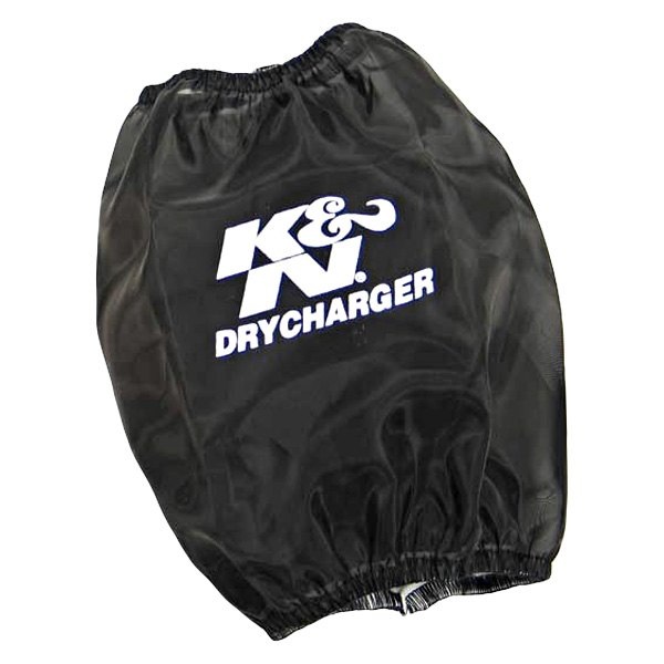 K&N RC-4630DK - Drycharger Round Tapered Black Pre-Filter