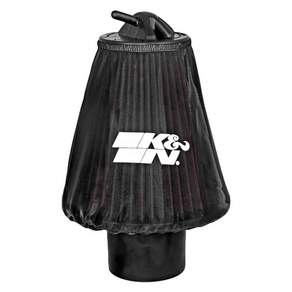 K&N E-2435DK - Drycharger Round Tapered Black Pre-Filter
